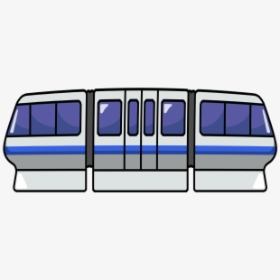 Monorail. Free to use public