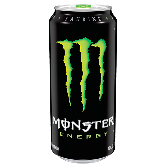 Monster can png. Energy drink carton x