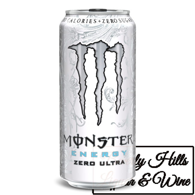 Monster can png. Zero ultra oz