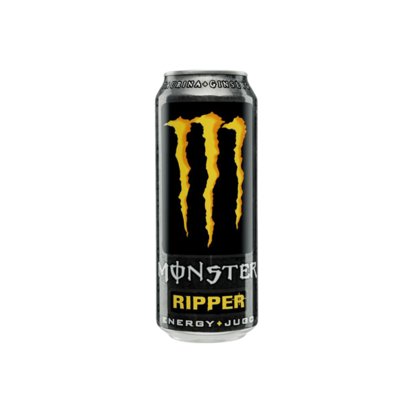 Monster can png. Ripper energy drink ml