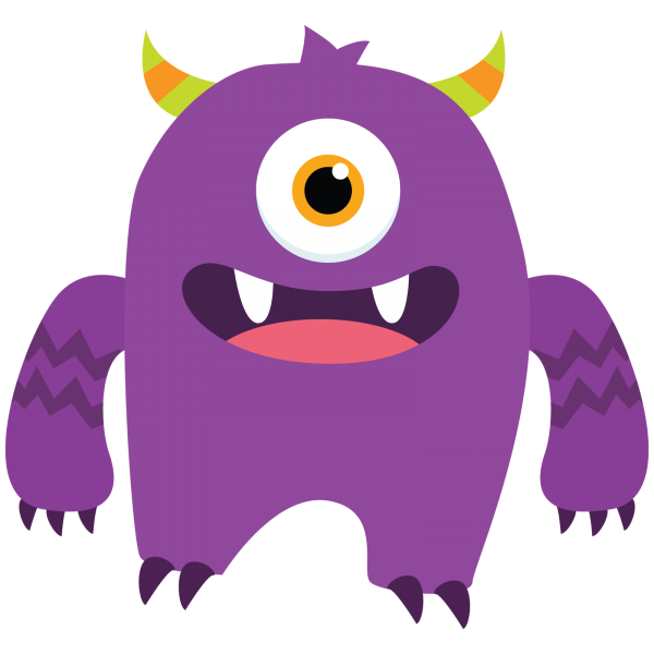 Monster clip halloween. Clipart at getdrawings com