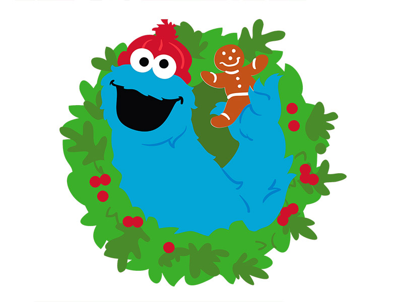 Monster Clipart Christmas Picture 132567 Monster Clipart