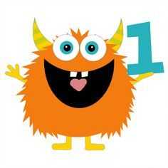 Monster clipart lil monster. Sarica irma i ilda