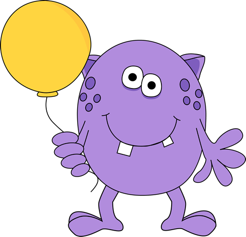 Monster clipart lil monster. Ch b little free