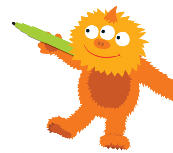 Monster doodle png. How do you sticker