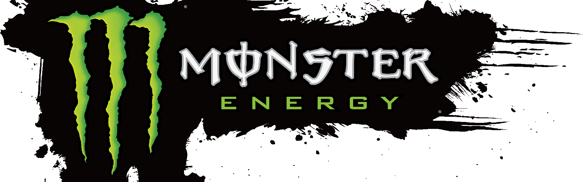 Monster logo png. Celebrates dismissal of lawsuits