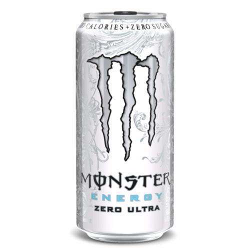 Monster energy drink png. Zero ultra pack oz