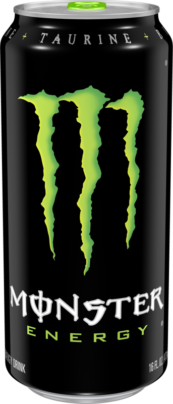 monster energy drink png