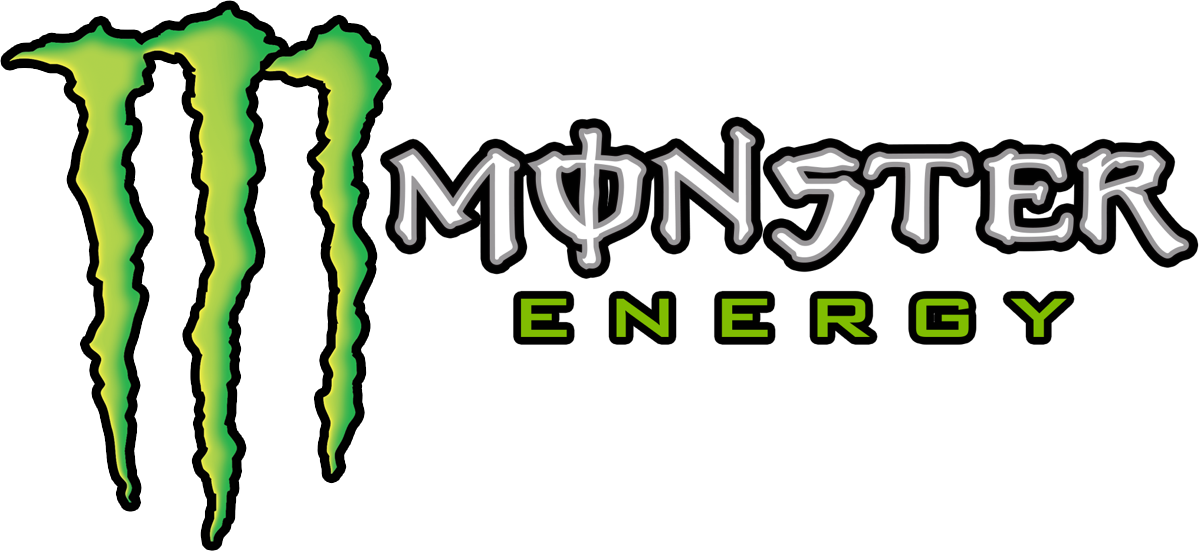 Monster drink logo png