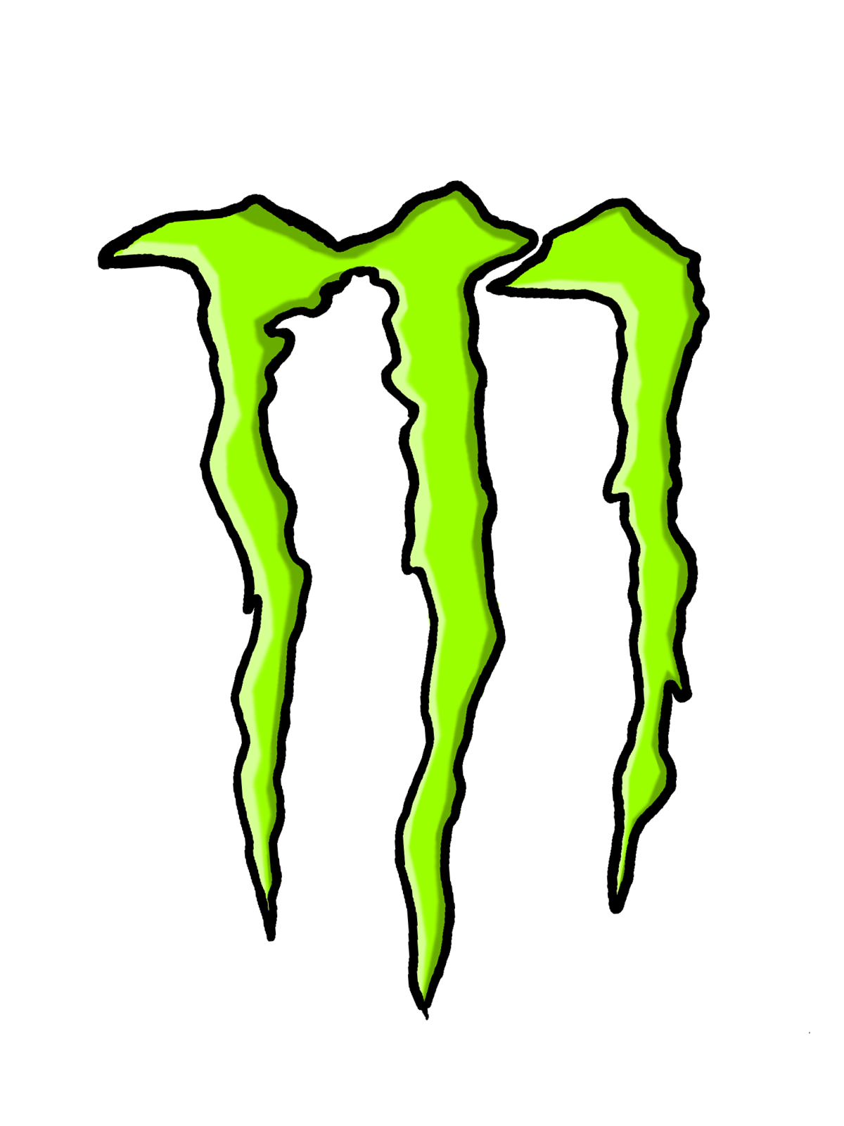 Monster energy png. Drink embroidery design google