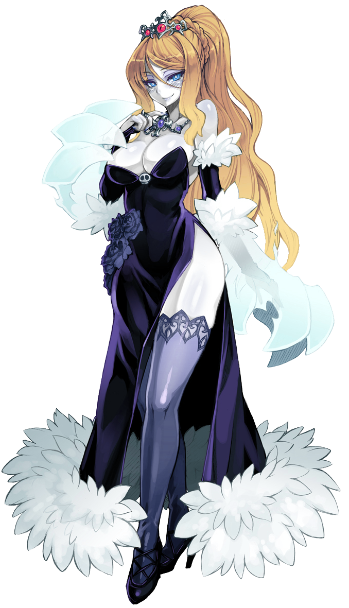 Monster girl png. Image wightrecolor encyclopedia wiki