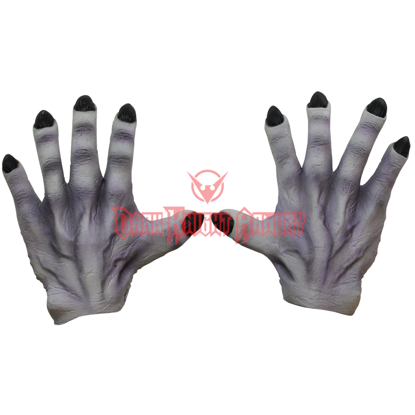 Monster hands png. Grey hs from dark
