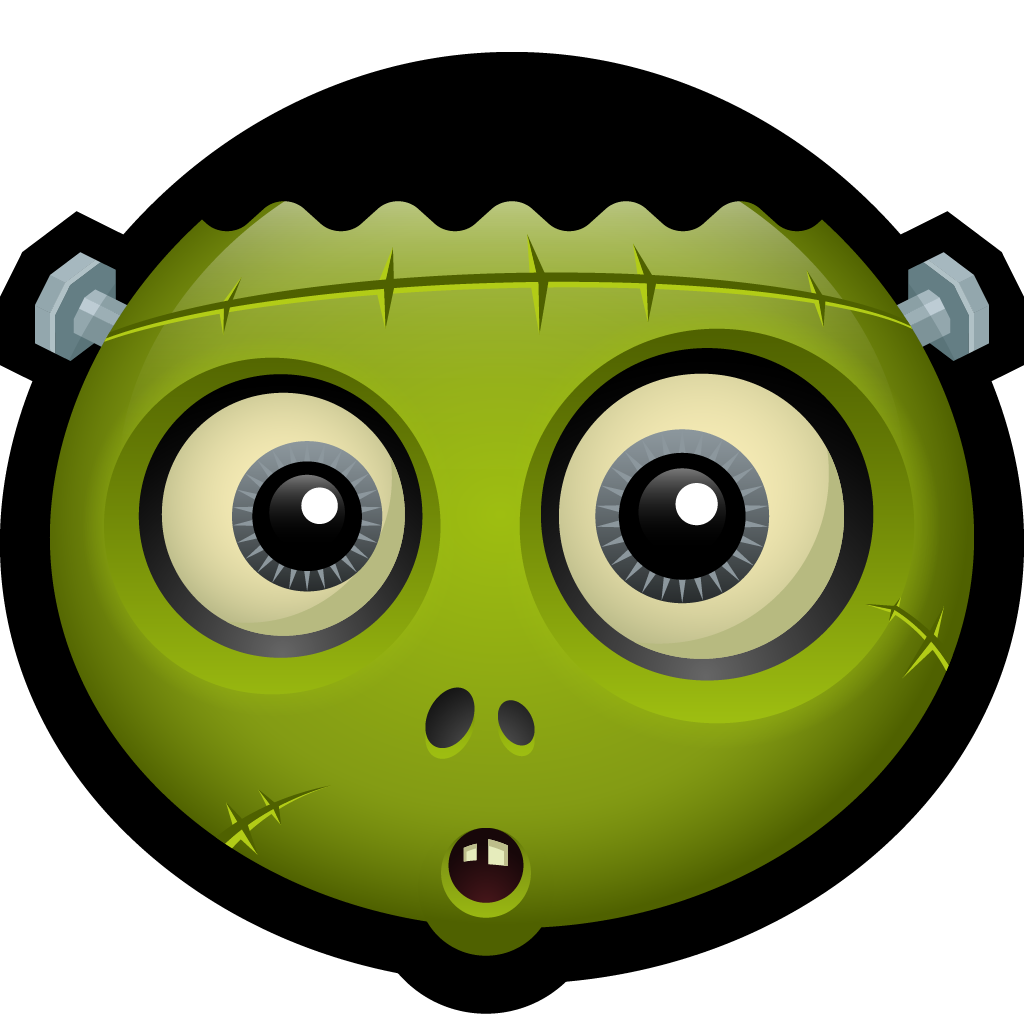 Monster head png. Halloween avatars by jojo