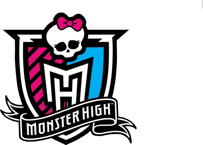 monster high logo png