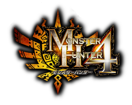 Monster hunter logo png. Link playable in ultimate