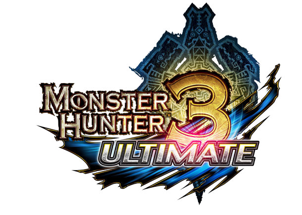 Monster hunter logo png. Image ultimate nintendo ds