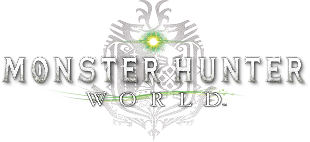 monster hunter world logo png