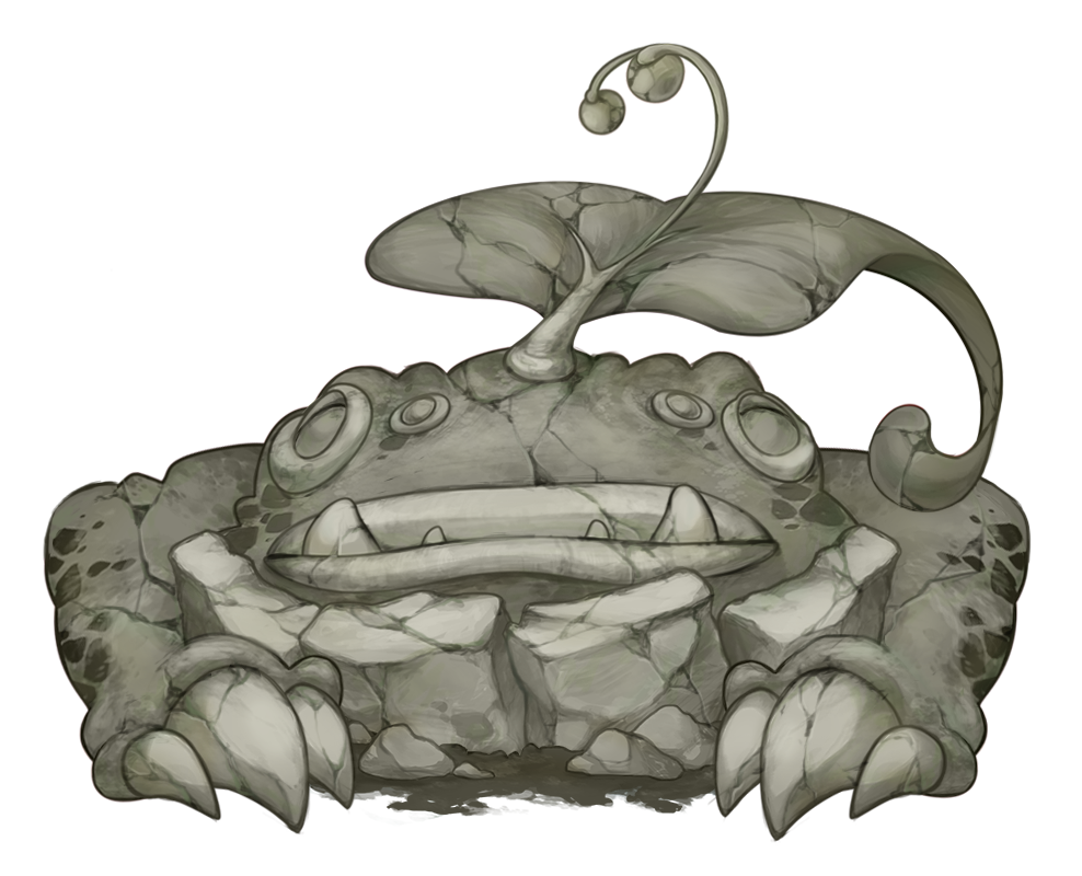 Monster statue png. Image mysingingmonsters maulch my