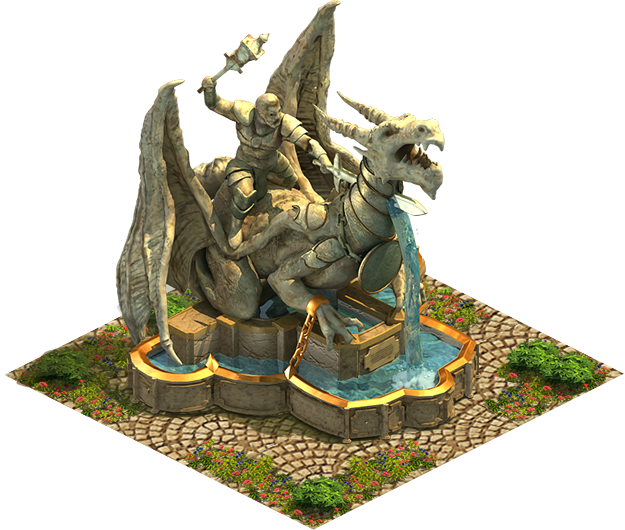 Monster statue png. File happiness humans fountain