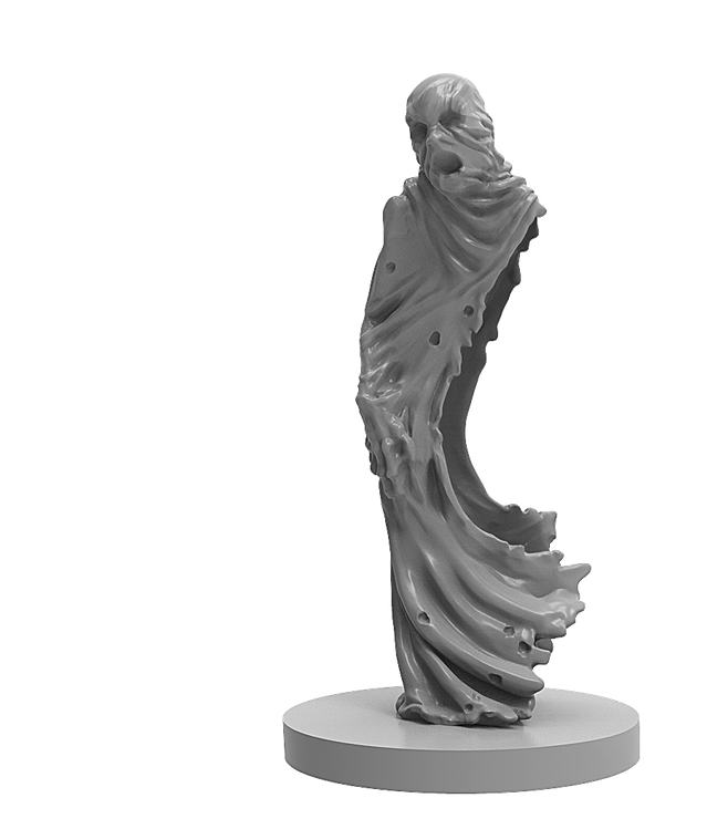 Monster statue png. Lobotomy board game by