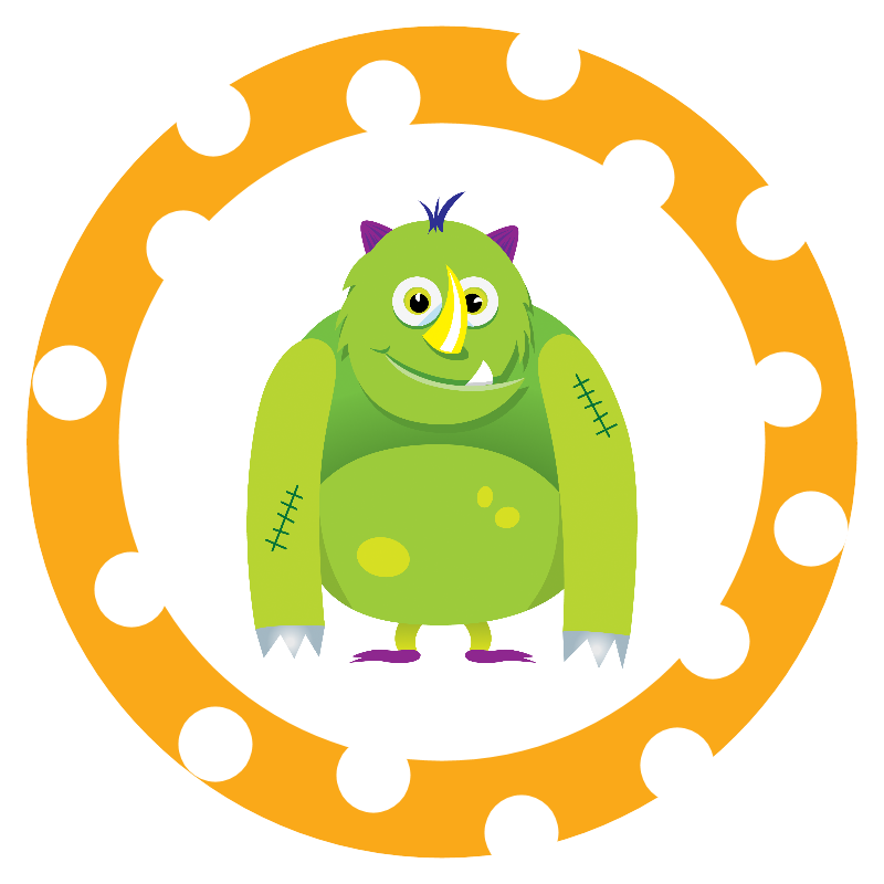 Monsters clip monster bash. Mash party ideas and