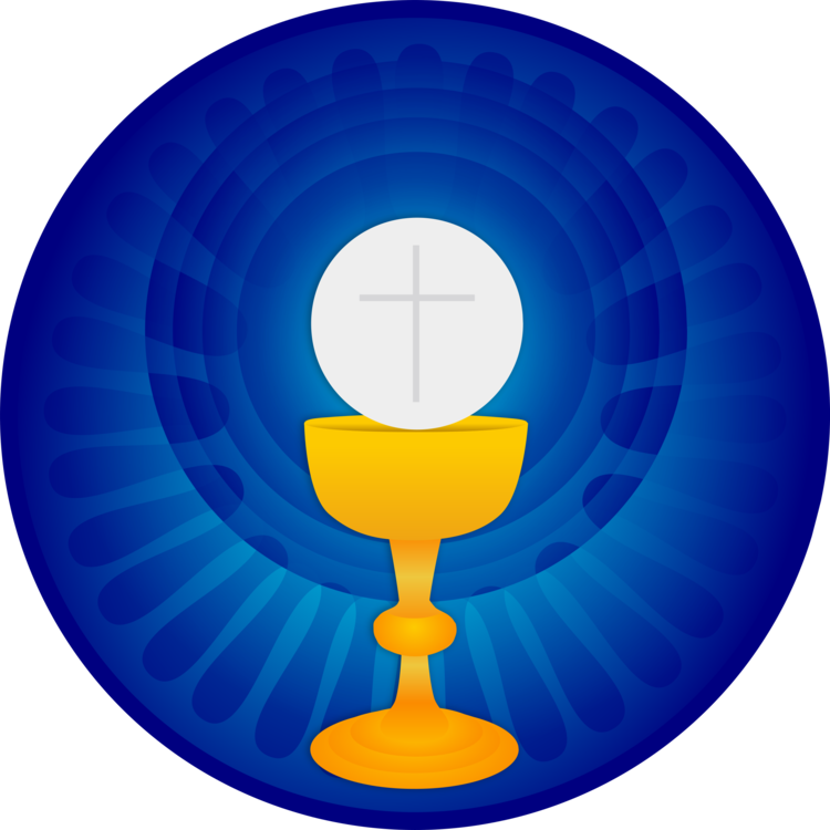 Religious vector first communion. Monstrance eucharistic adoration free