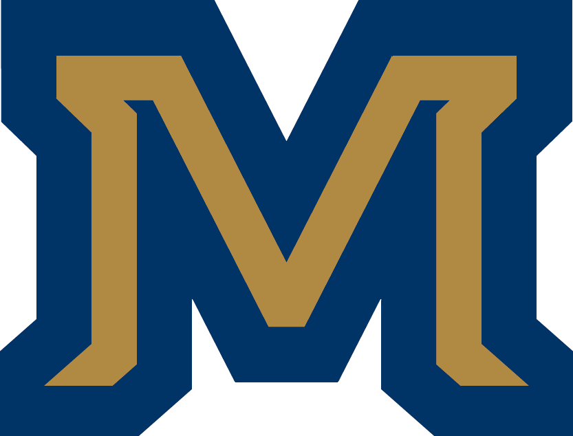 Montana vector blue. File state bobcats m