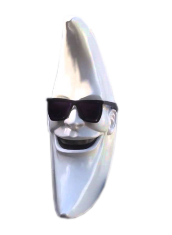 Moon man png. The outrageously triggering is