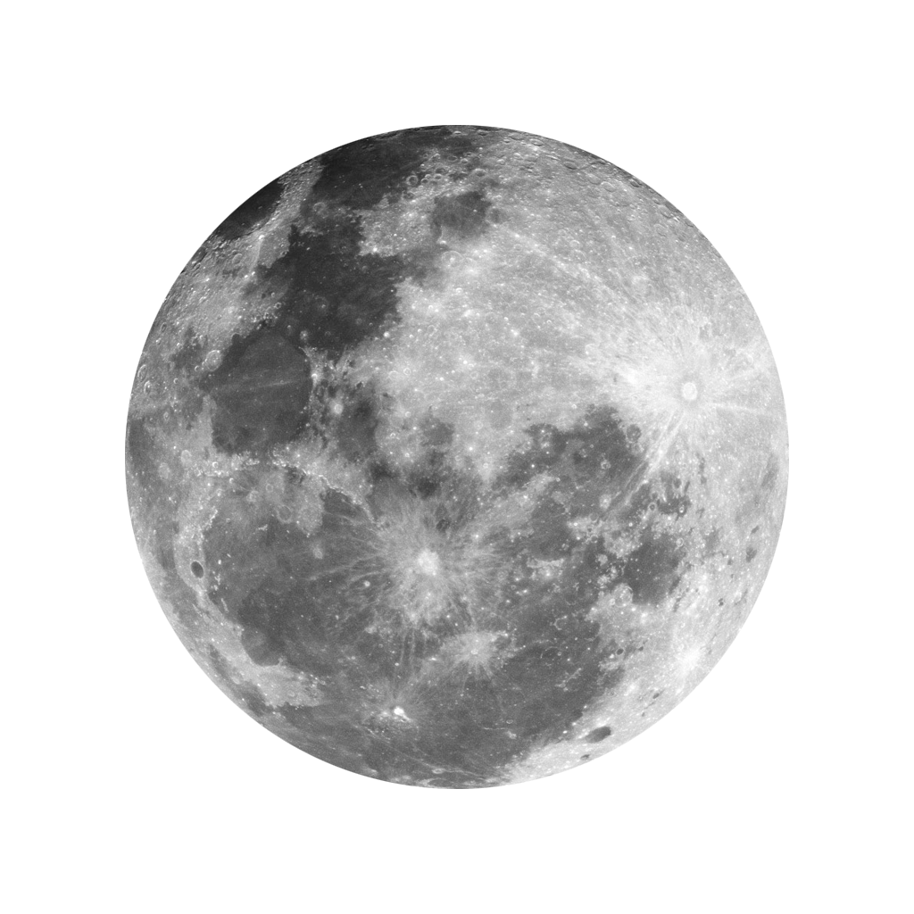 Moon png images. Free download