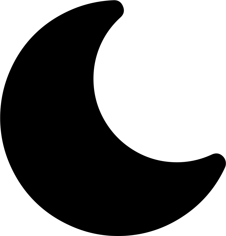 Moon shape png. Svg icon free download