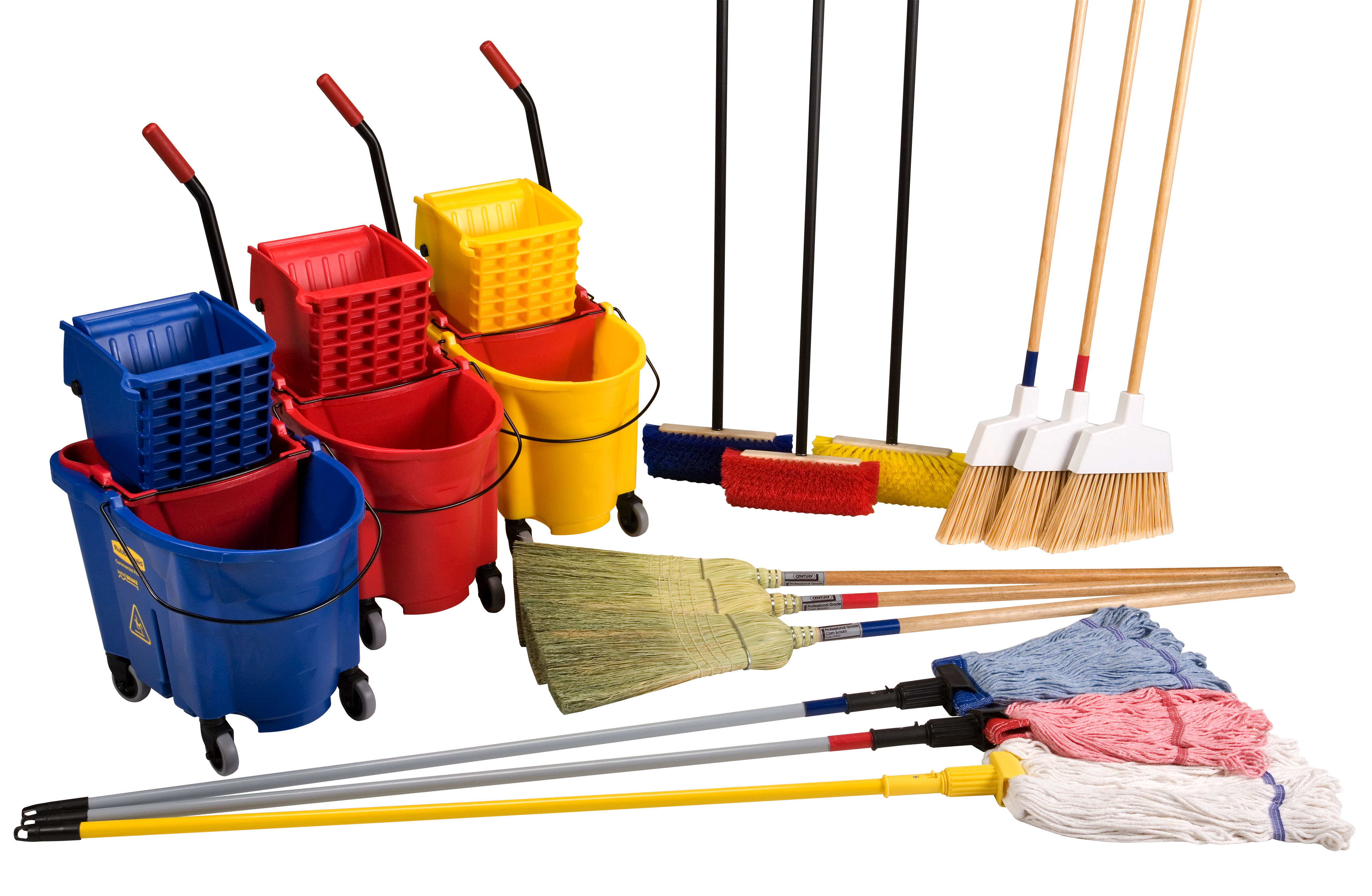 Mop clipart janitorial supply. Horizon company