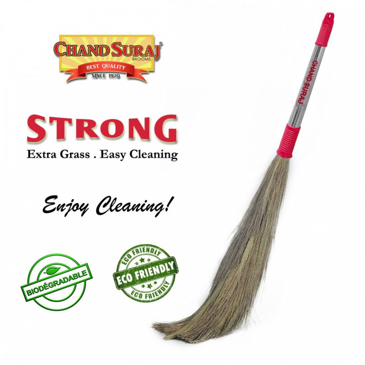 Mop clipart jhadu. Strong eco friendly extra