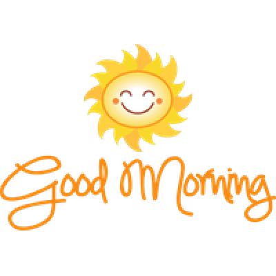 Morning clipart. Download free png good