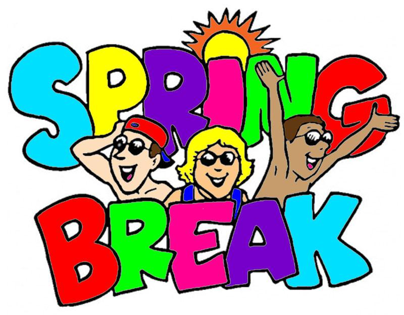 Morning clipart spring break camp. Interesting idea dates juniata