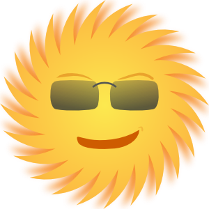 Smiley clipart summer. Face png images good