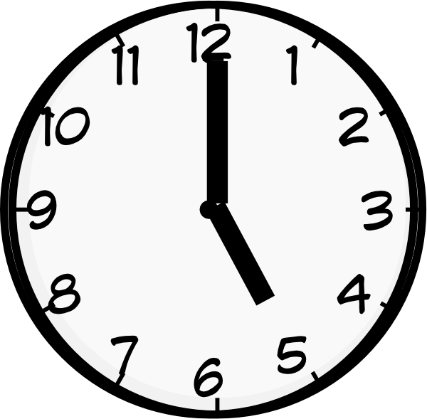 Transparent timer cartoon. Collection of free hours