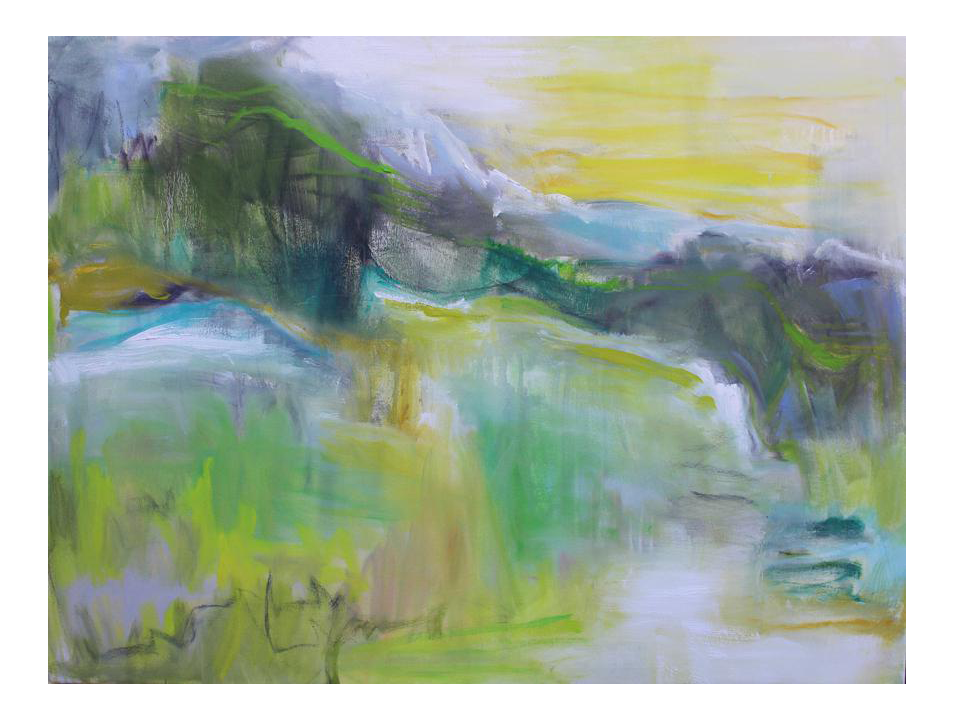 Morning drawing scenery. Trixie pitts smoky mountain