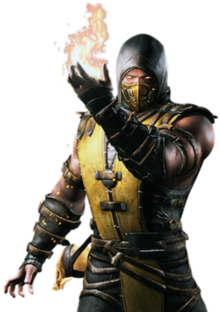 Drawing scorpions scorpion mkx. Mortal kombat wikipedia character