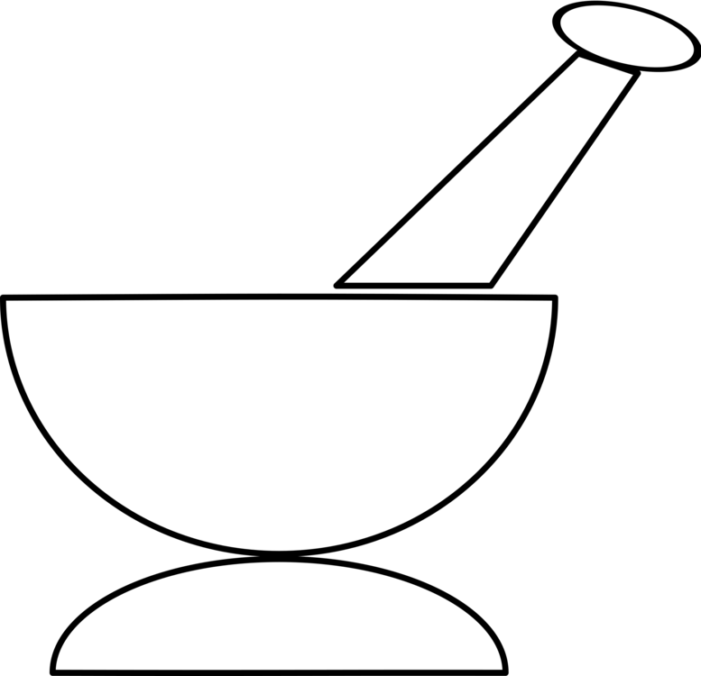 Hatch drawing mortar. And pestle computer icons