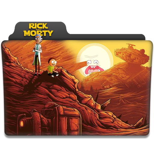 Morty icon png. Rick and folder free