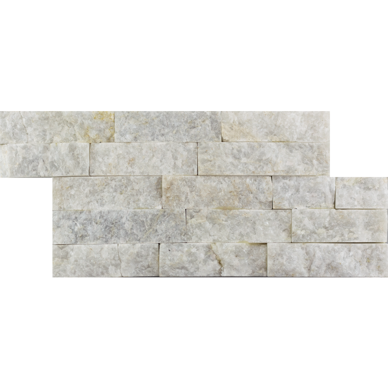 Marble floor png images high res. White split face mosaic