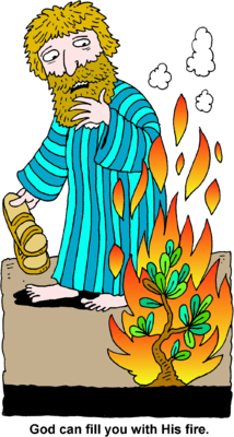 Moses clipart. Free burning cliparts download