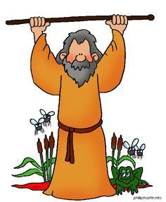 Moses clipart bible scene. Best images on