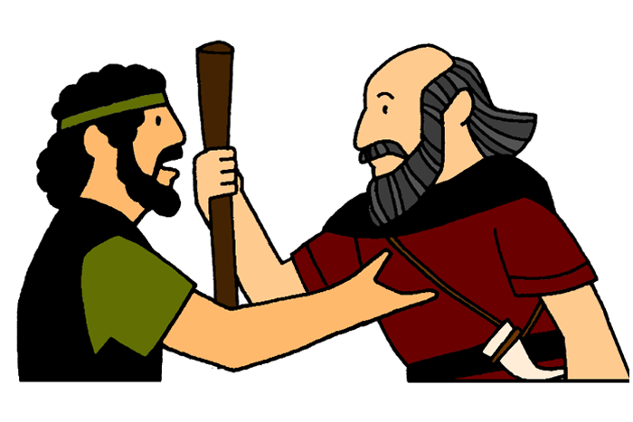 Moses clipart deuteronomy. Scripture reference numbers and