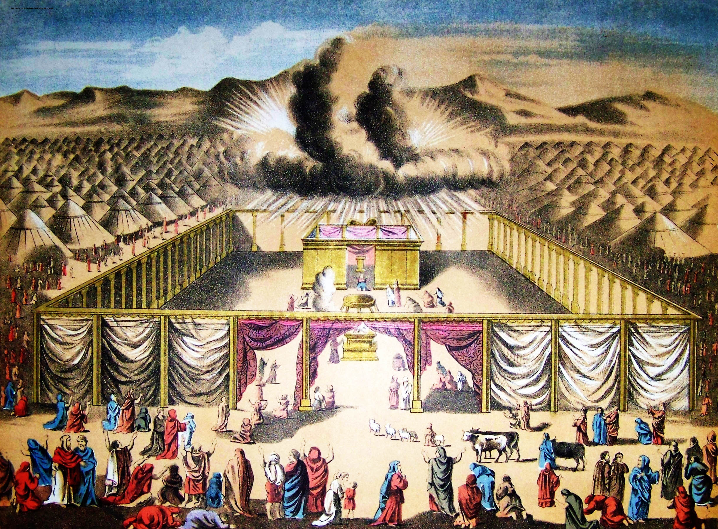 Moses clipart tabernacle. File holman the in