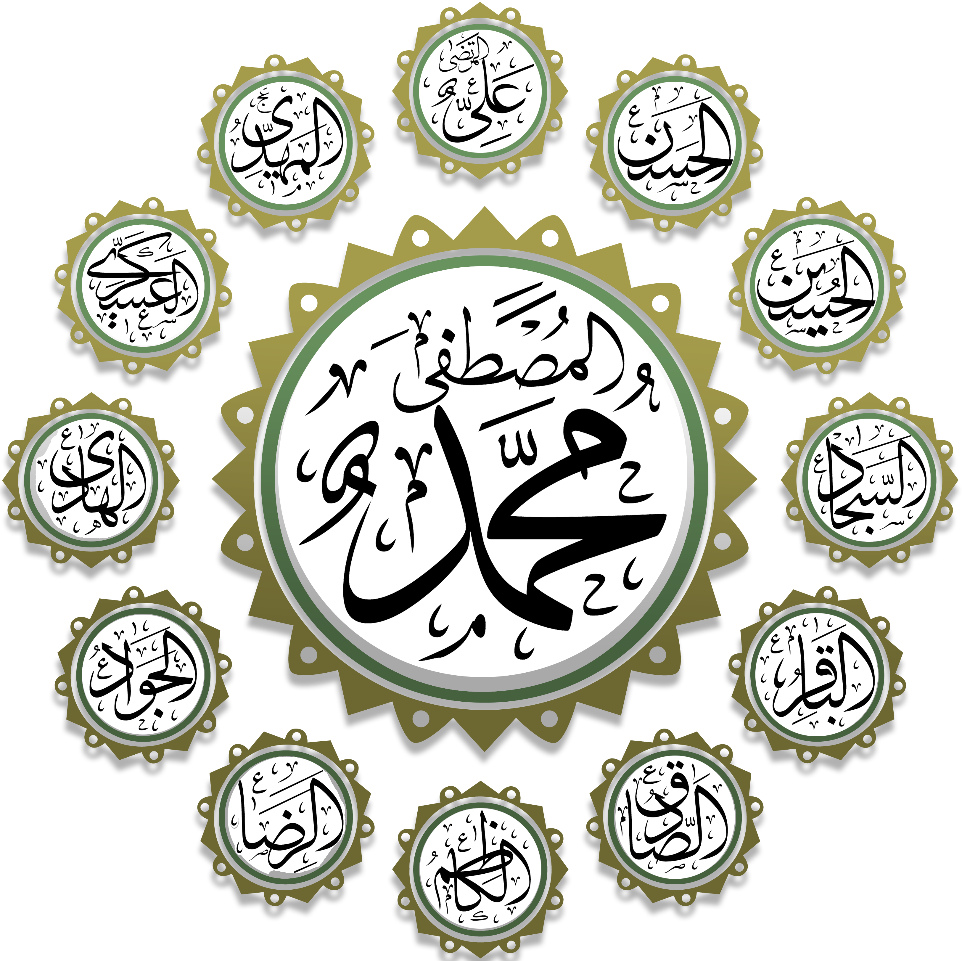 Mosque clipart extended family. Twelver wikipedia