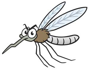Mosquito clipart animation. Insect costume design lessons