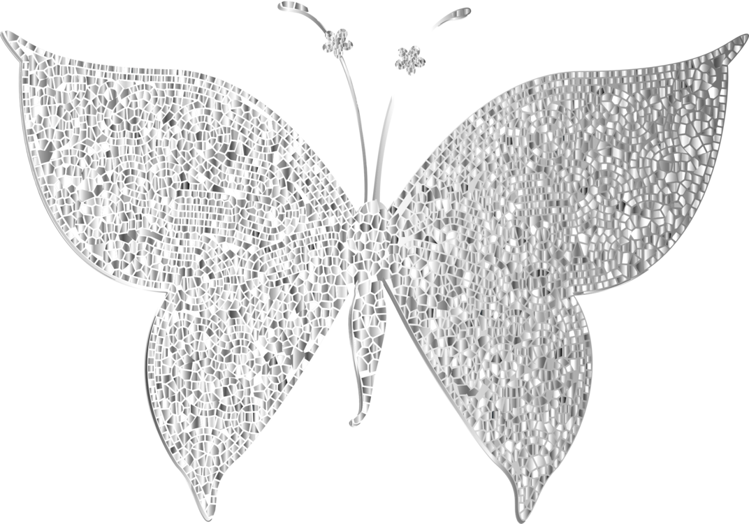 Moth clipart closed wing. Butterfly insect silver blue