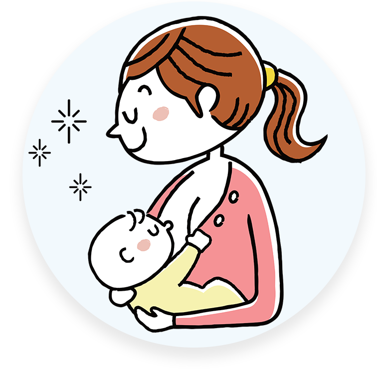 And newborn labour breastfeeding. Mother clipart baby care transparent library