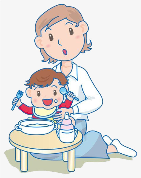 Feeding baby bottle png. Mother clipart cool mom png royalty free library
